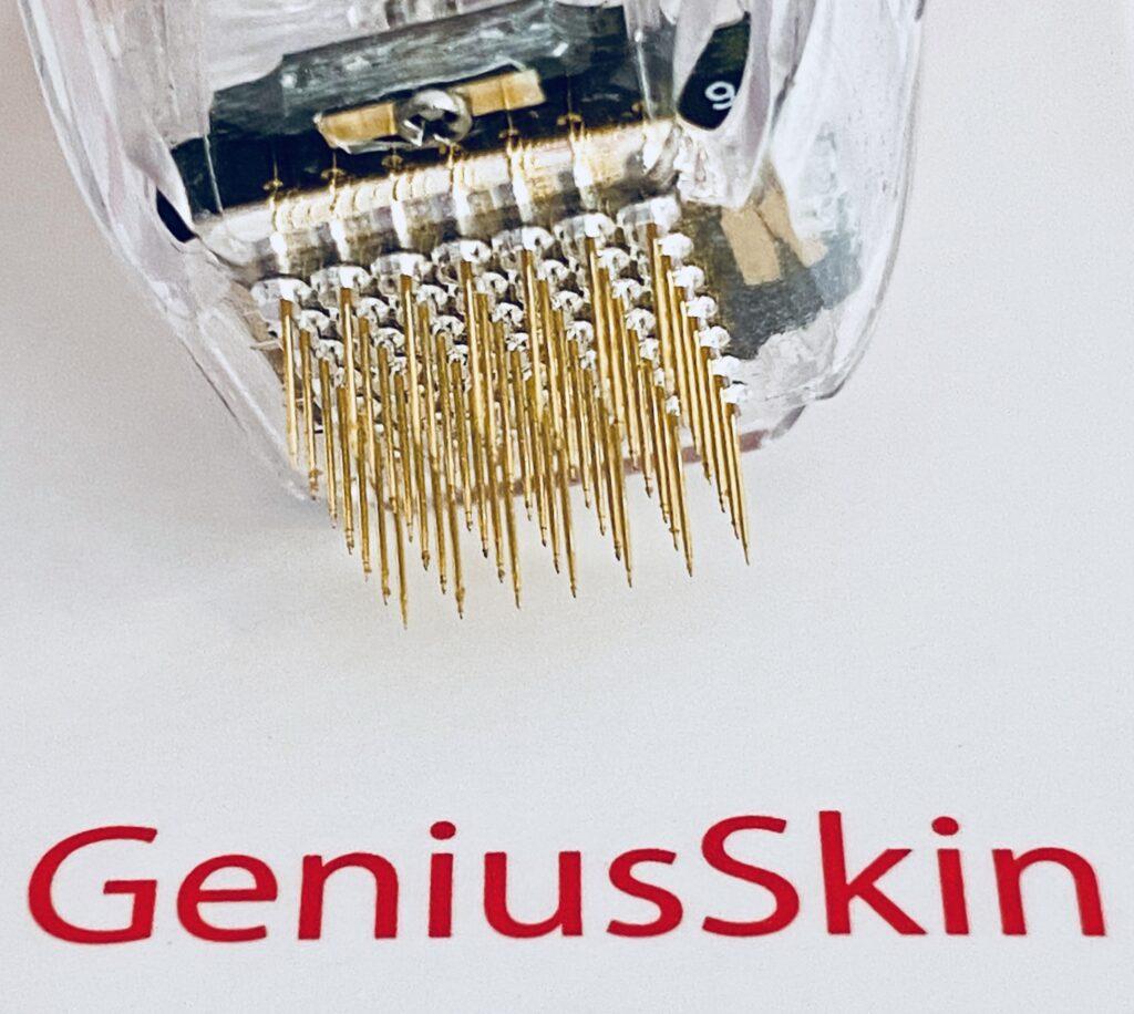 Microagujas Genius