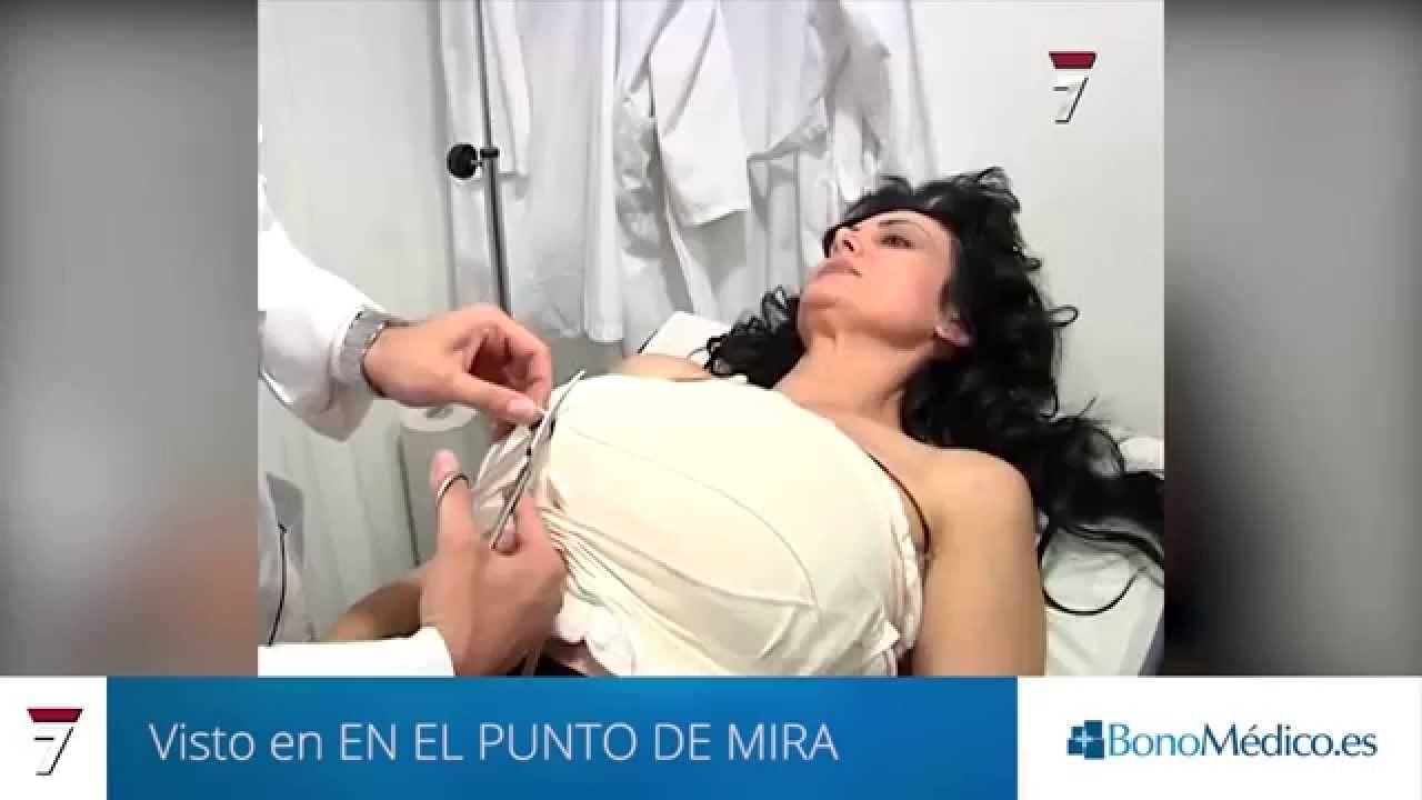 Recuperación tras un aumento de pecho