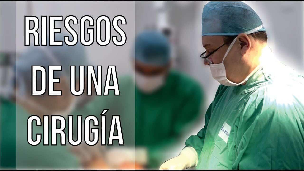 Los riesgos de la cirugia plastica Aprende a evitar esta