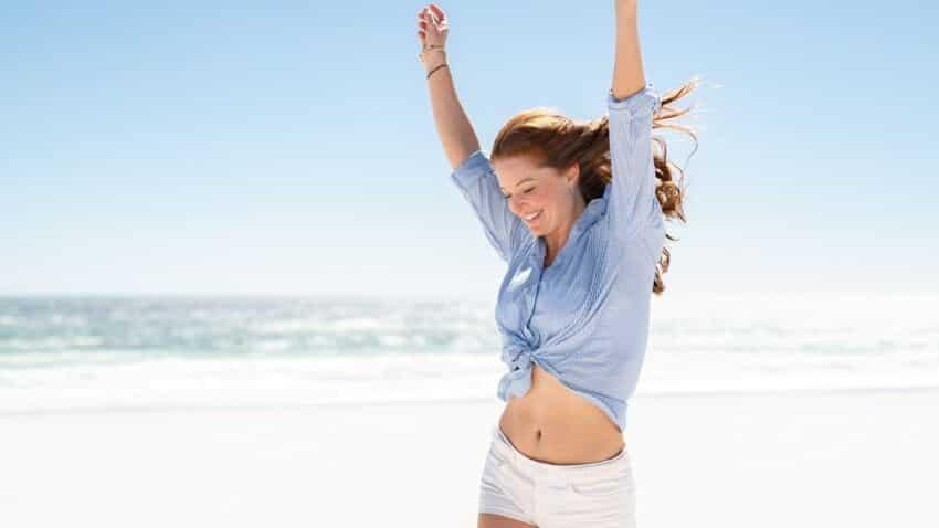 Consigue un vientre plano para un mejor verano