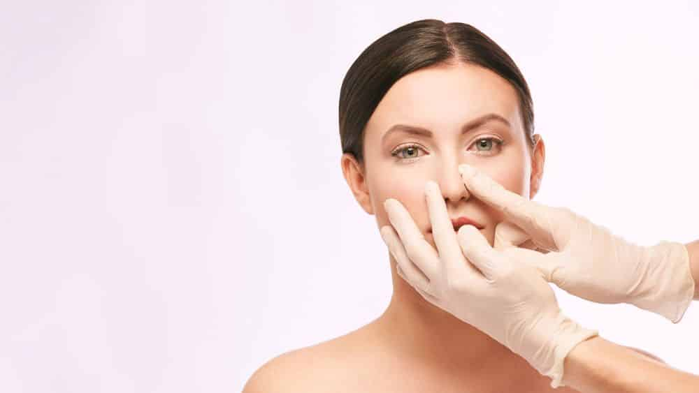 Debido a la forma y anatomía de su nariz, algunas personas tienen dificultad para respirar.  El Centro Naderi |  Virginia y Maryland