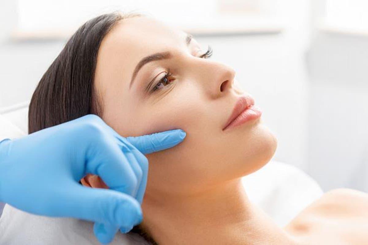 cirugía de mejillas