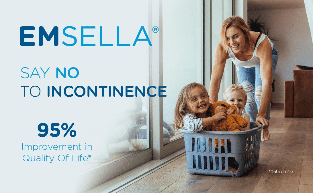 Cinco formas en que Emsella puede cambiar tu vida