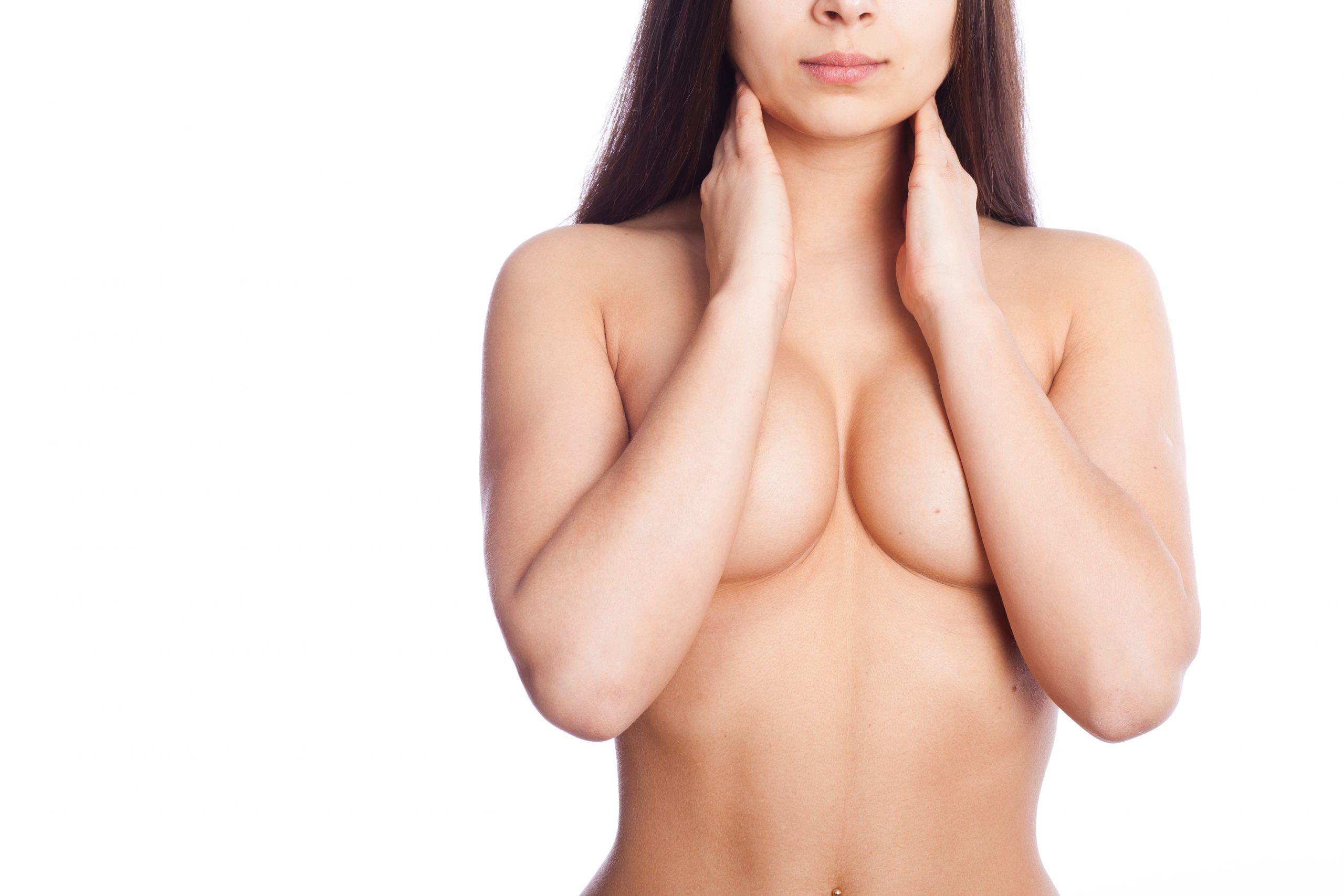 Levantamiento y aumento de senos Cirugia Plastica Livingston