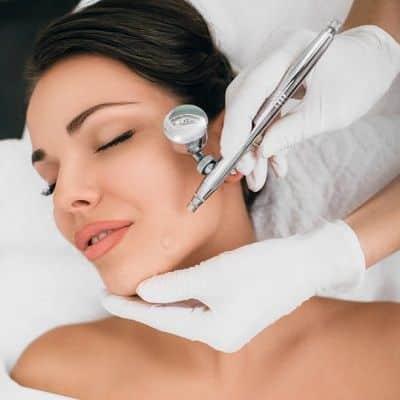 ¿Cómo funciona el tratamiento facial con oxígeno?